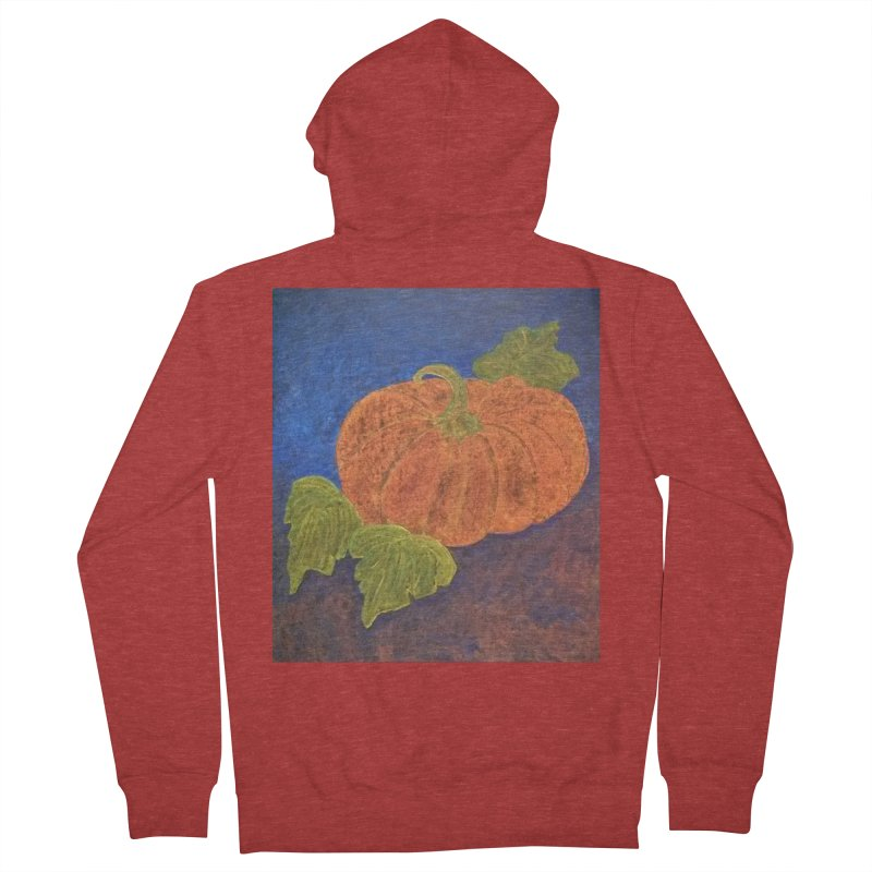 The Cinderella Pumpkin Women's Zip-Up Hoody by brusling's Artist Shop
