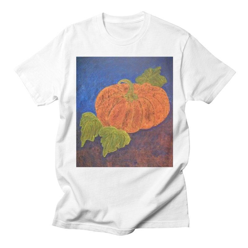 The Cinderella Pumpkin Men's T-Shirt by brusling's Artist Shop