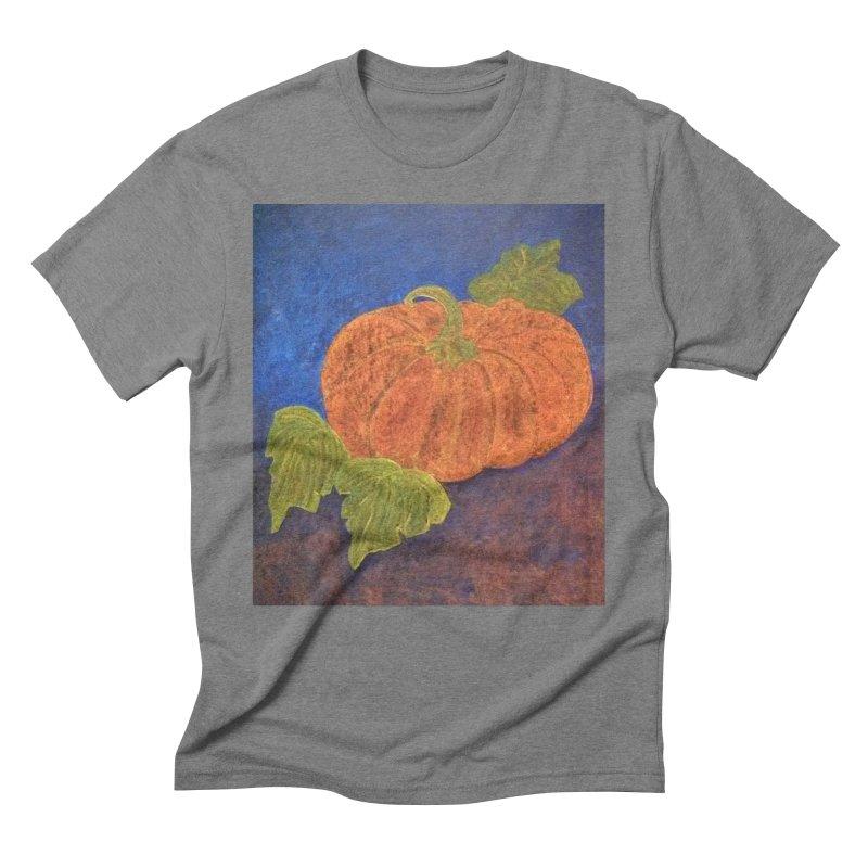 The Cinderella Pumpkin Men's Triblend T-Shirt by brusling's Artist Shop