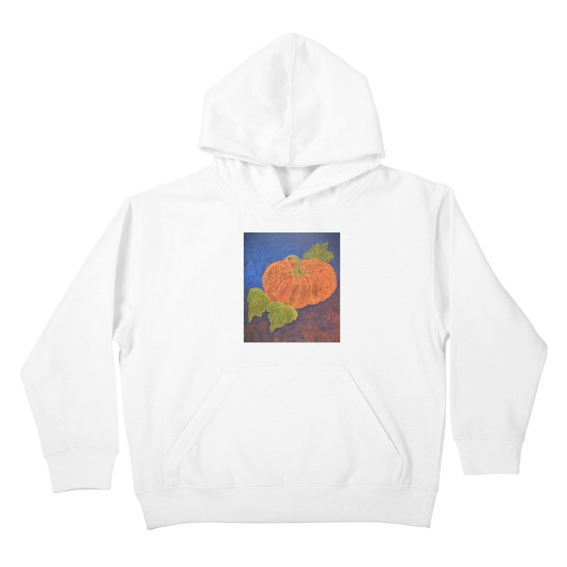 The Cinderella Pumpkin Kids Pullover Hoody by brusling's Artist Shop