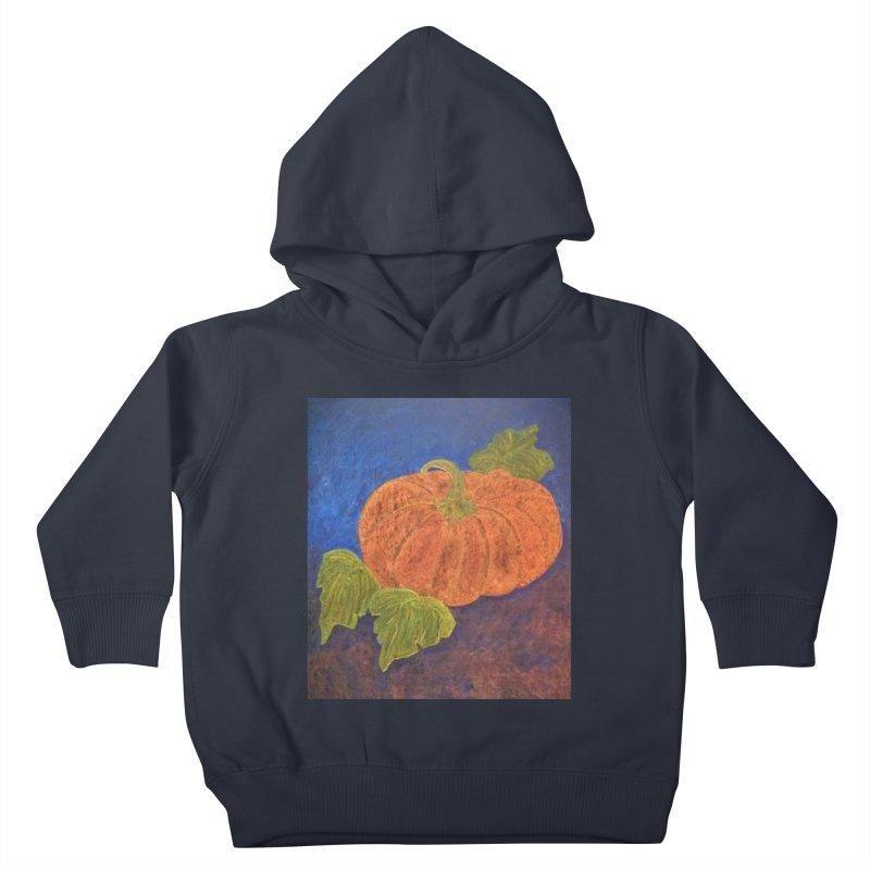 The Cinderella Pumpkin Kids Toddler Pullover Hoody by brusling's Artist Shop