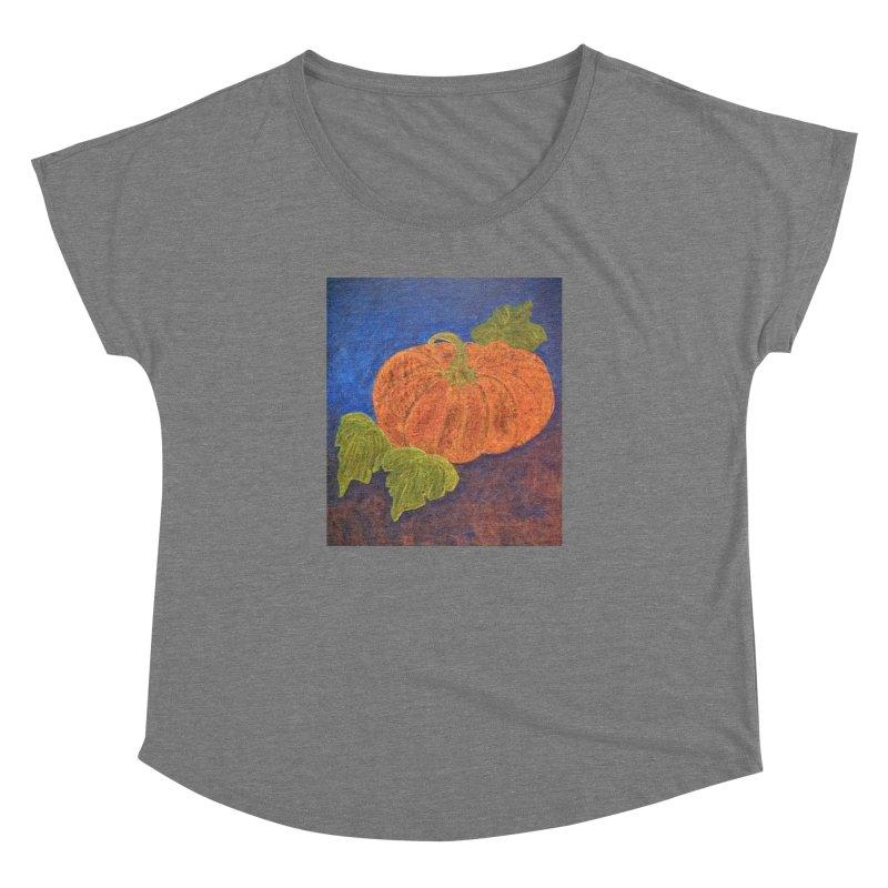 The Cinderella Pumpkin Women's Dolman by brusling's Artist Shop