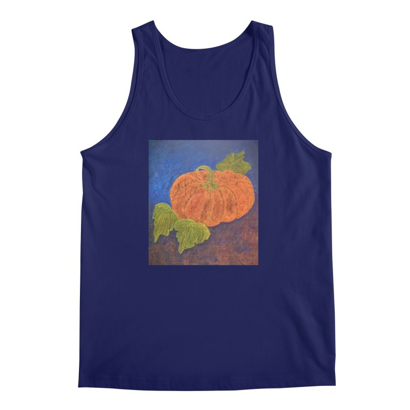 The Cinderella Pumpkin Men's Tank by brusling's Artist Shop