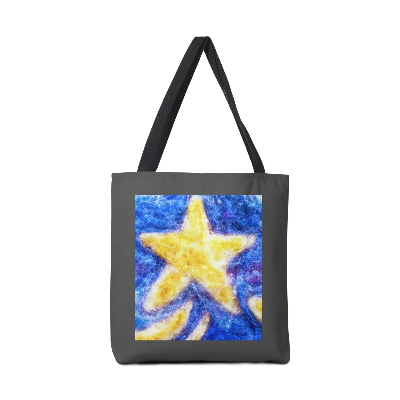 Shooting Star Accessories Bag by brusling's Artist Shop
