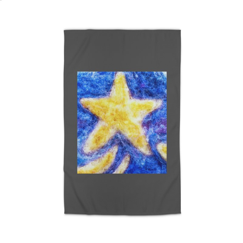 Shooting Star Home Rug by brusling's Artist Shop