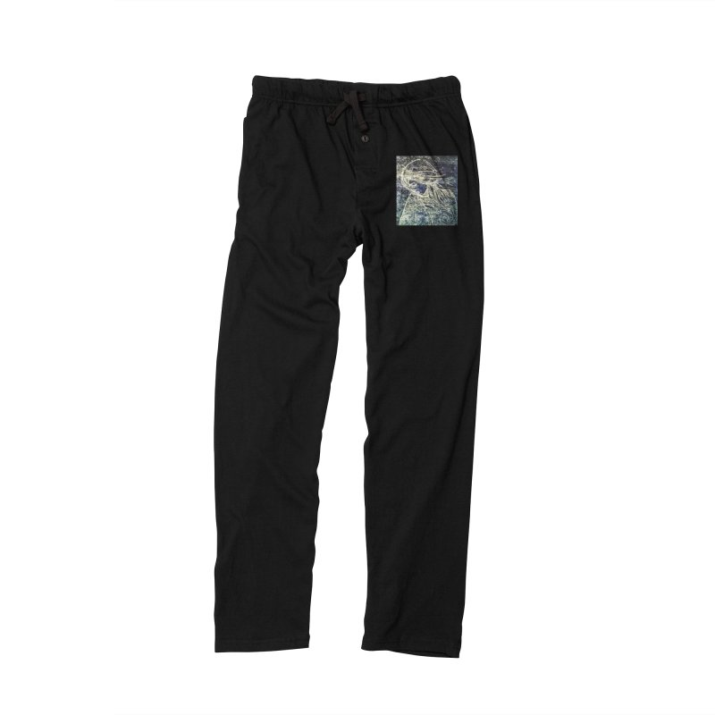 Tamara on the Roof Men's Lounge Pants by brusling's Artist Shop