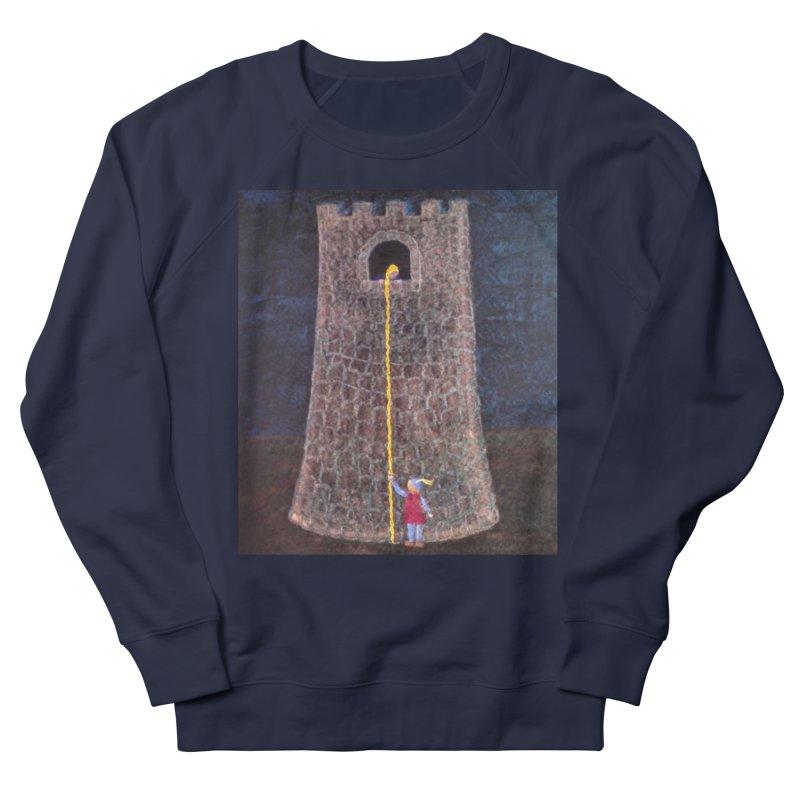 Rapunzel Women's Sweatshirt by brusling's Artist Shop