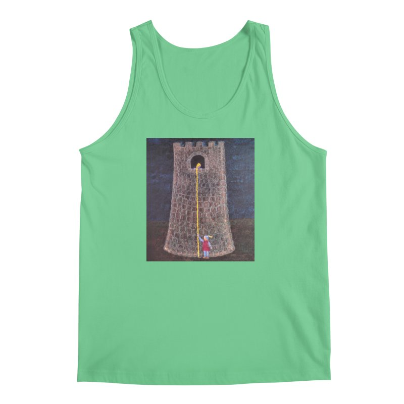 Rapunzel Men's Tank by brusling's Artist Shop