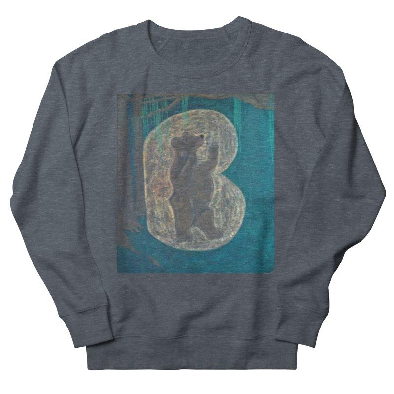 B is for Bear Men's Sweatshirt by brusling's Artist Shop