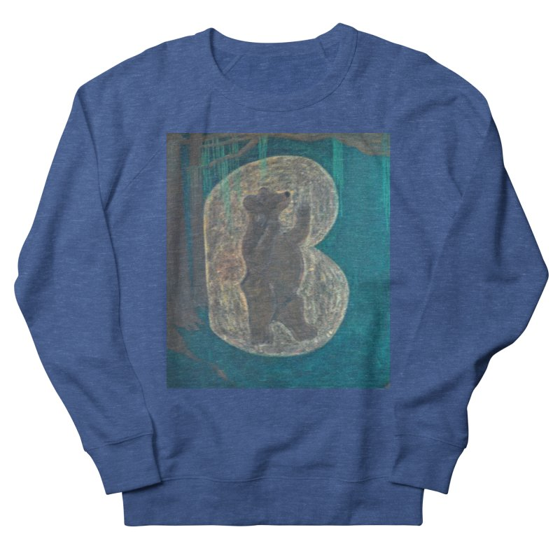 B is for Bear Men's Sweatshirt by brusling's Artist Shop