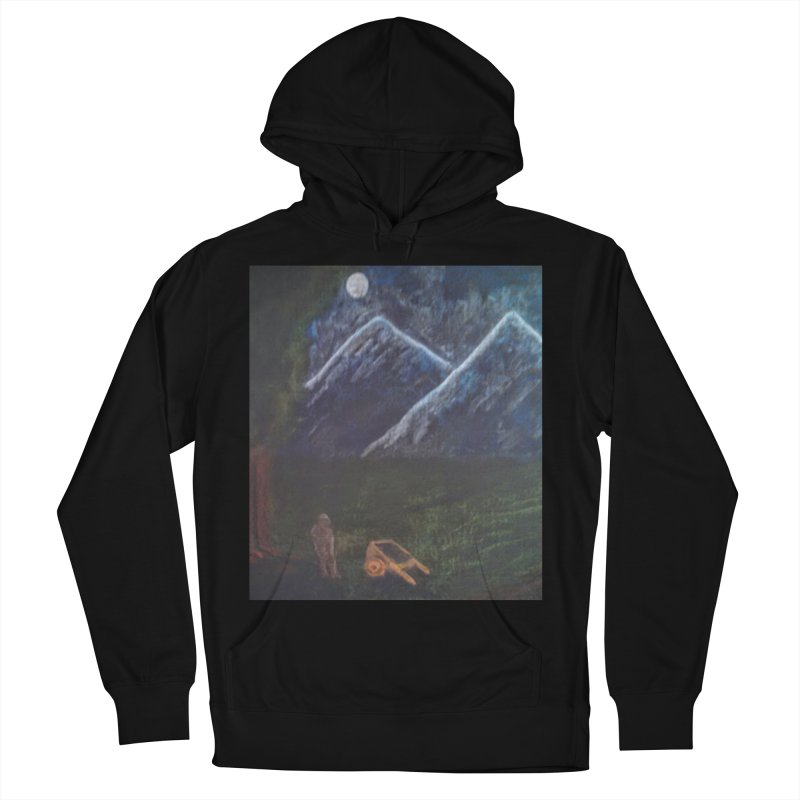 M is for Mountain Women's Pullover Hoody by brusling's Artist Shop
