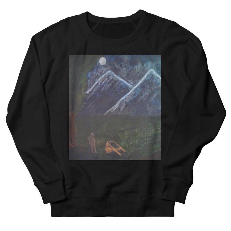 M is for Mountain Women's Sweatshirt by brusling's Artist Shop