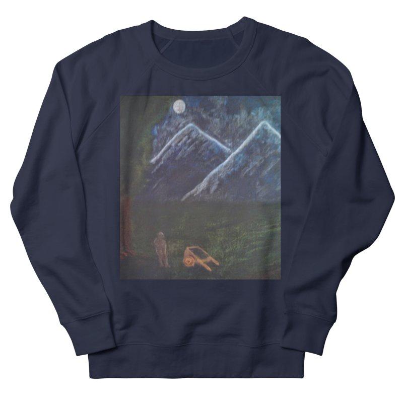 M is for Mountain Men's Sweatshirt by brusling's Artist Shop