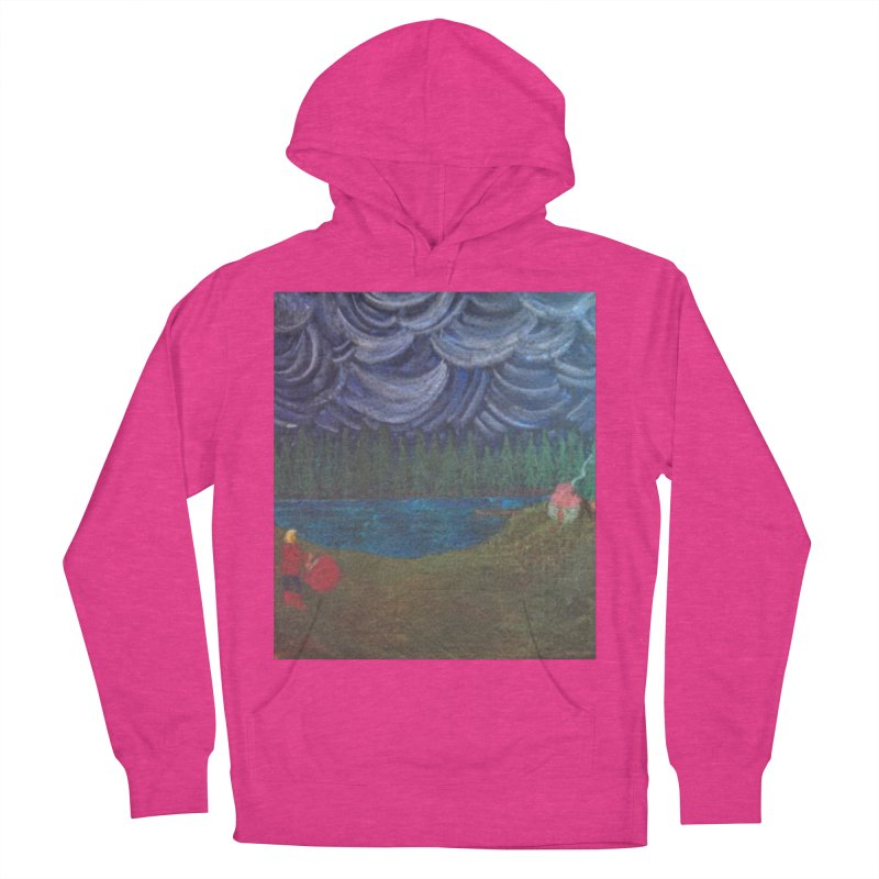 D is for Drummer Women's Pullover Hoody by brusling's Artist Shop