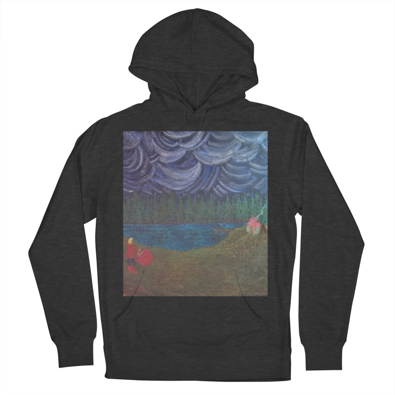 D is for Drummer Men's Pullover Hoody by brusling's Artist Shop