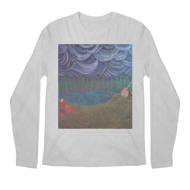 D is for Drummer Men's Longsleeve T-Shirt by brusling's Artist Shop