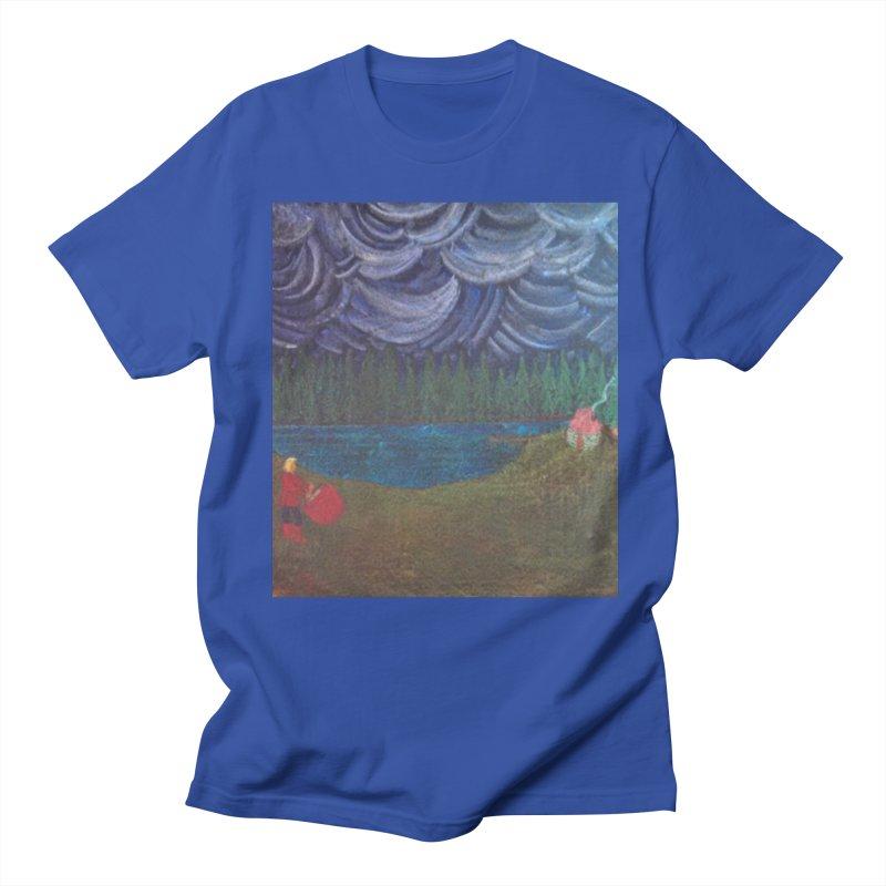 D is for Drummer Men's T-Shirt by brusling's Artist Shop