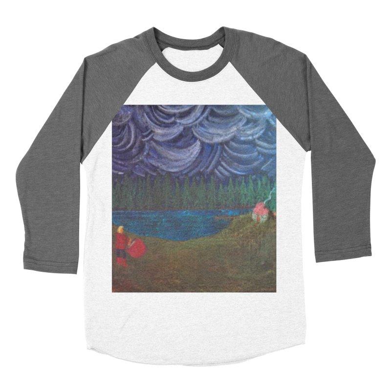 D is for Drummer Women's Baseball Triblend T-Shirt by brusling's Artist Shop