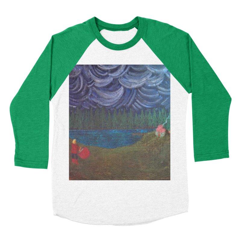 D is for Drummer Men's Baseball Triblend T-Shirt by brusling's Artist Shop