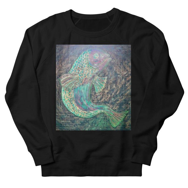 F is for Fish Women's Sweatshirt by brusling's Artist Shop