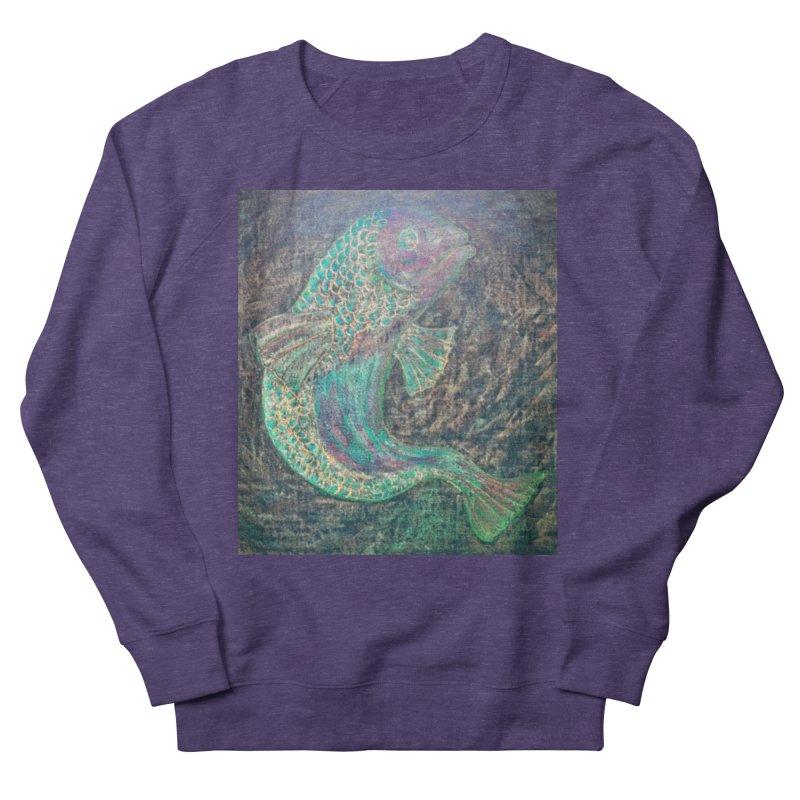 F is for Fish Men's Sweatshirt by brusling's Artist Shop