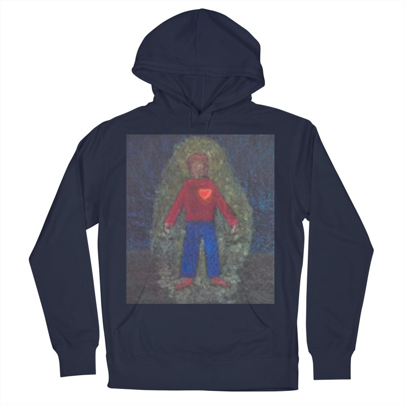 Three for Me Men's Pullover Hoody by brusling's Artist Shop