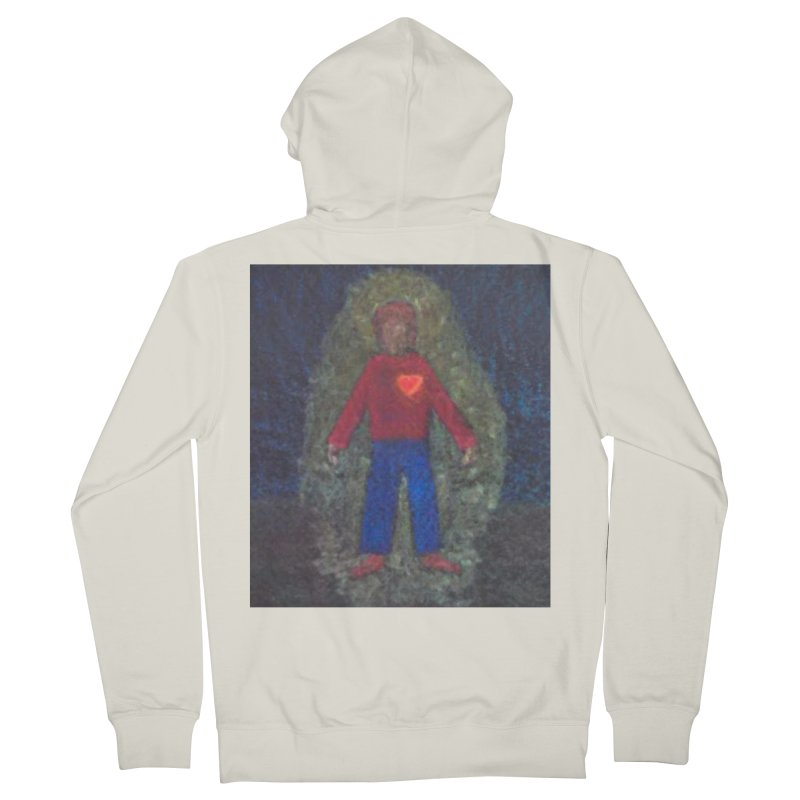 Three for Me Women's Zip-Up Hoody by brusling's Artist Shop