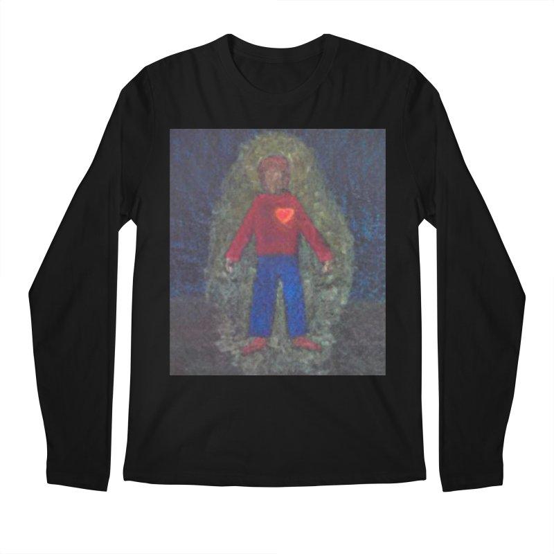 Three for Me Men's Longsleeve T-Shirt by brusling's Artist Shop