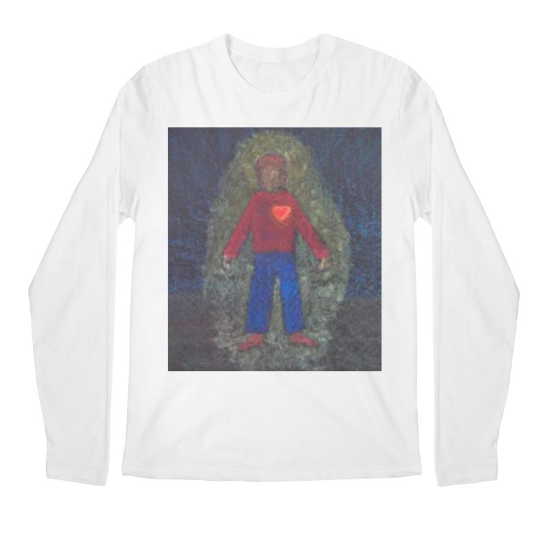 Three for Me Men's Longsleeve T-Shirt by brusling's Artist Shop