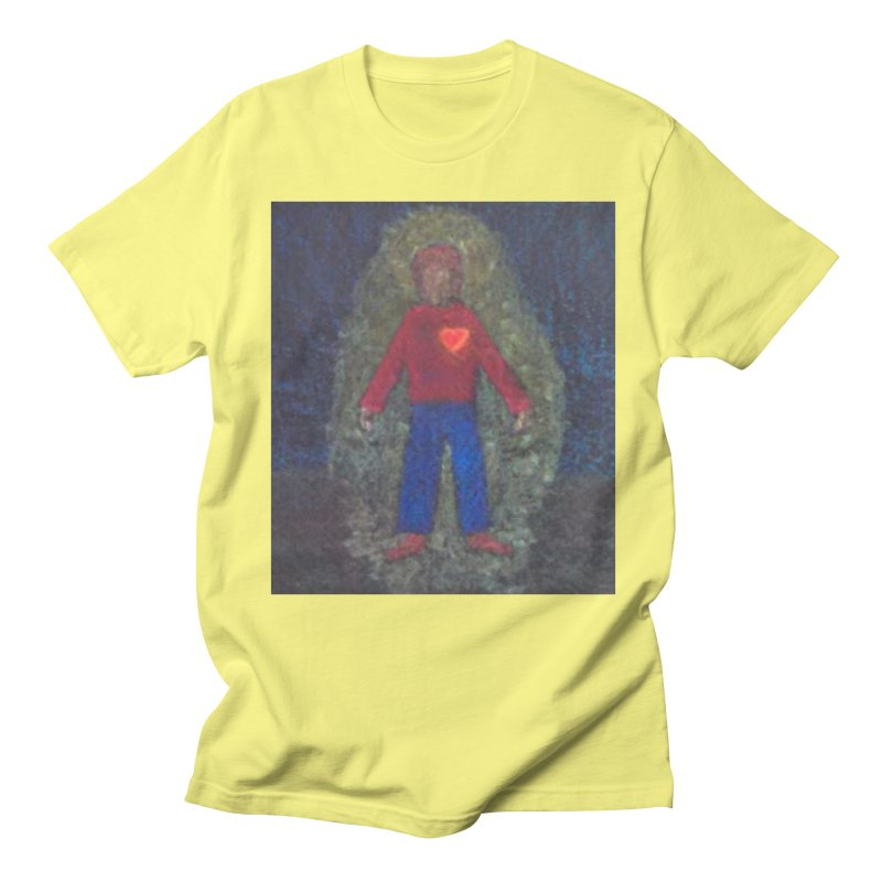 Three for Me Men's T-Shirt by brusling's Artist Shop
