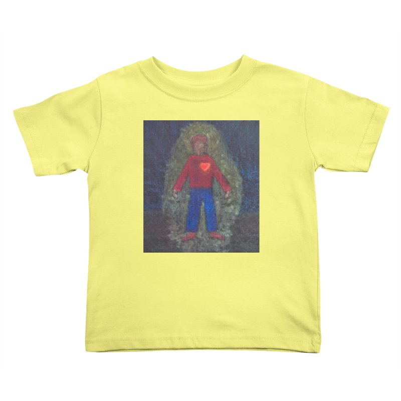 Three for Me Kids Toddler T-Shirt by brusling's Artist Shop