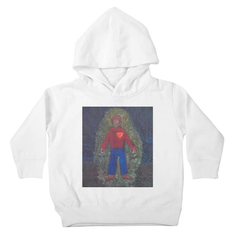 Three for Me Kids Toddler Pullover Hoody by brusling's Artist Shop