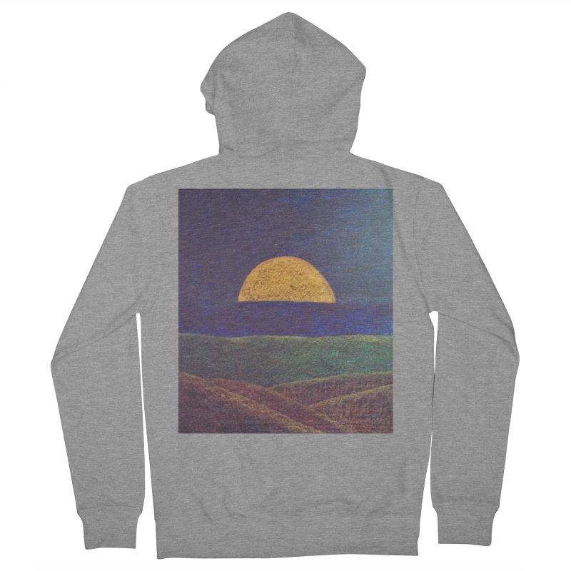 One for the Golden Sun Men's Zip-Up Hoody by brusling's Artist Shop
