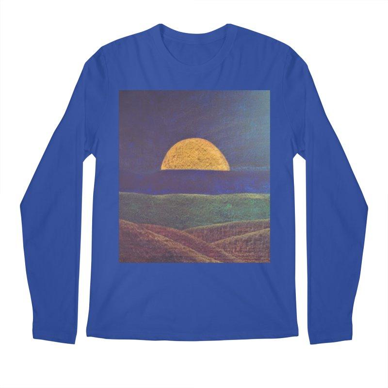 One for the Golden Sun Men's Longsleeve T-Shirt by brusling's Artist Shop