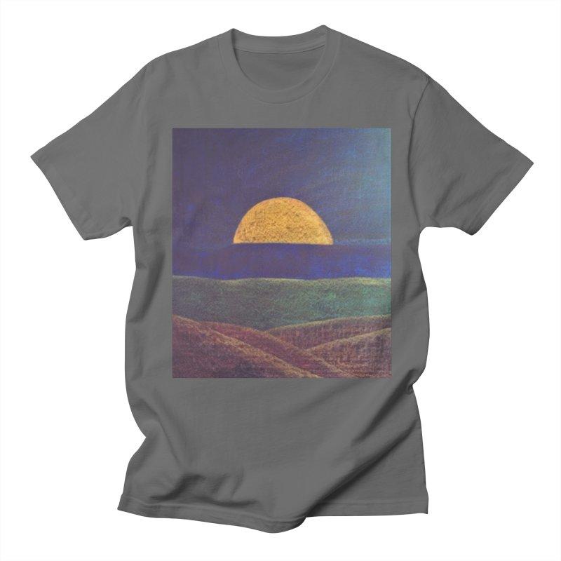 One for the Golden Sun Men's T-shirt by brusling's Artist Shop