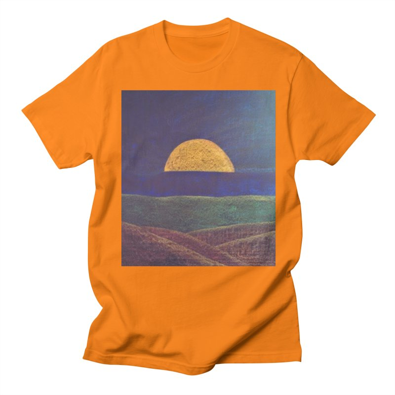 One for the Golden Sun Men's T-Shirt by brusling's Artist Shop