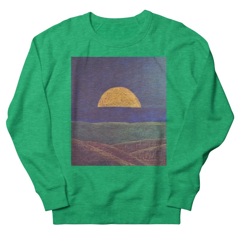 One for the Golden Sun Men's Sweatshirt by brusling's Artist Shop