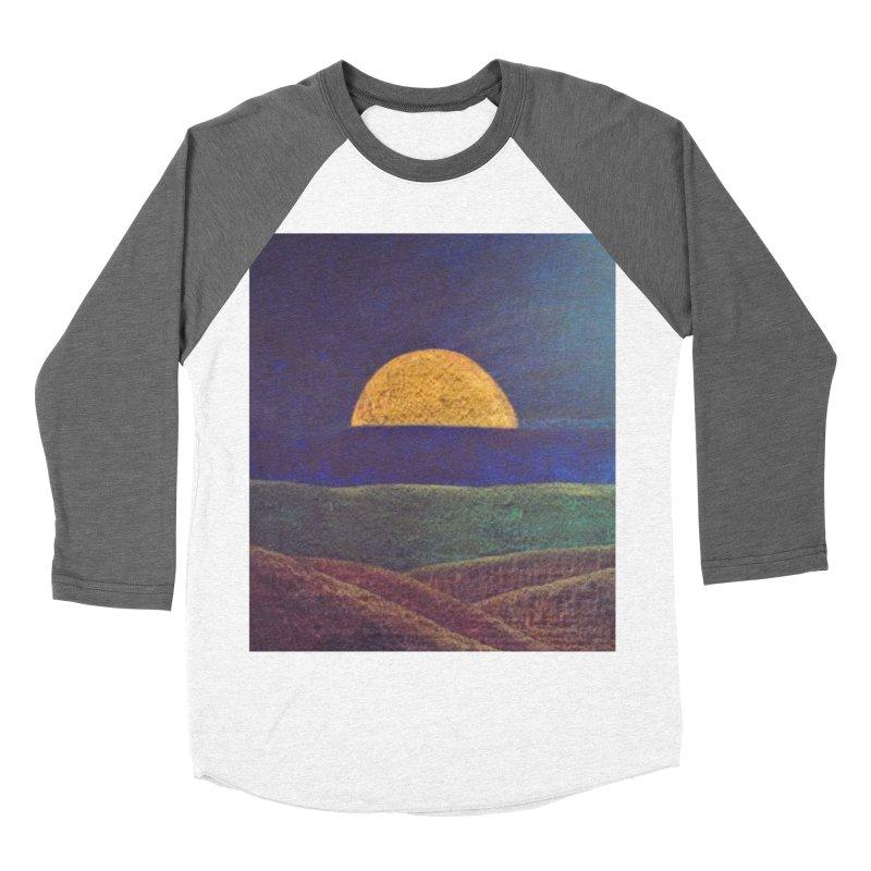 One for the Golden Sun Women's Baseball Triblend T-Shirt by brusling's Artist Shop
