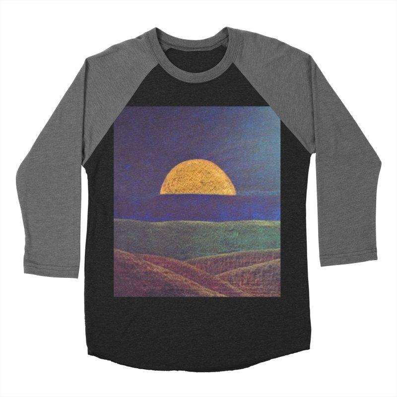 One for the Golden Sun Men's Baseball Triblend T-Shirt by brusling's Artist Shop
