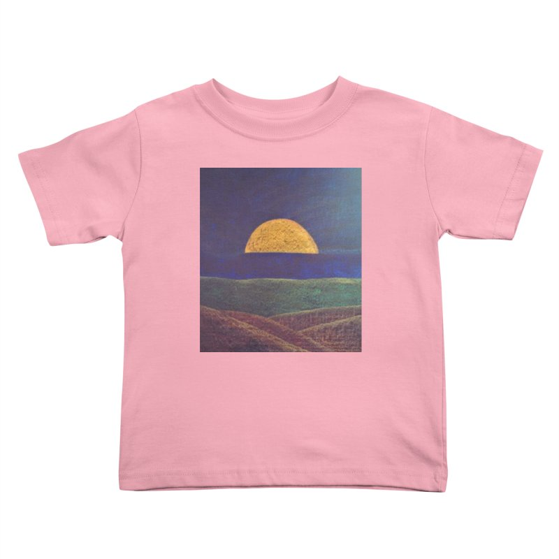 One for the Golden Sun Kids Toddler T-Shirt by brusling's Artist Shop