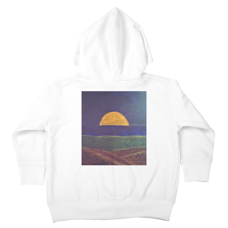 One for the Golden Sun Kids Toddler Zip-Up Hoody by brusling's Artist Shop