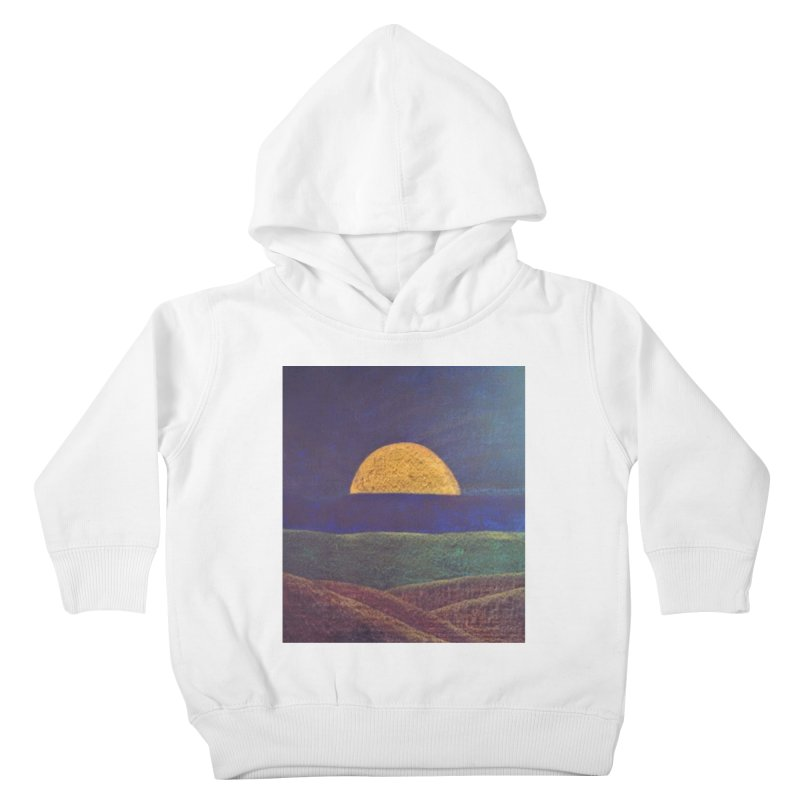 One for the Golden Sun Kids Toddler Pullover Hoody by brusling's Artist Shop