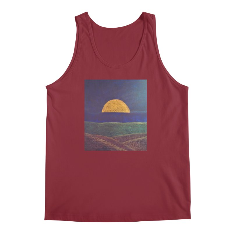 One for the Golden Sun Men's Tank by brusling's Artist Shop