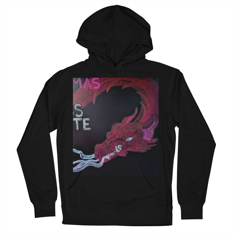Michaelmas Dragon Women's Pullover Hoody by brusling's Artist Shop