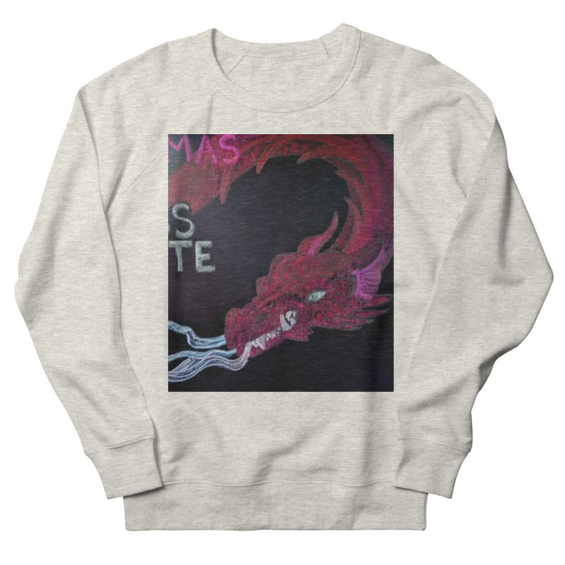 Michaelmas Dragon Women's Sweatshirt by brusling's Artist Shop