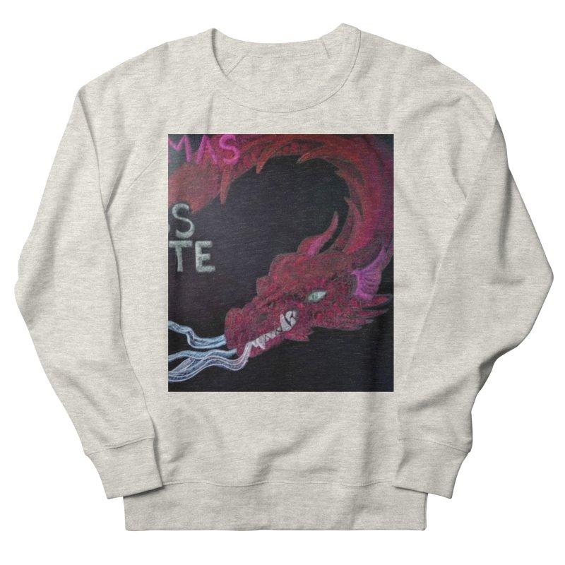 Michaelmas Dragon Men's Sweatshirt by brusling's Artist Shop