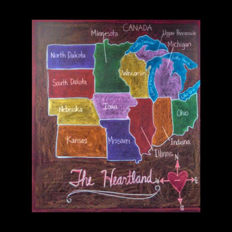 The Heartland Kids Baby T-Shirt by brusling's Artist Shop