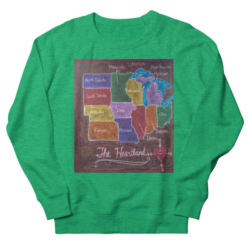 The Heartland Women's Sweatshirt by brusling's Artist Shop