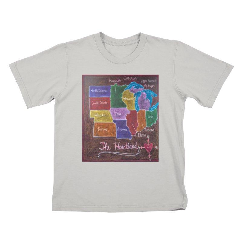 The Heartland Kids T-Shirt by brusling's Artist Shop