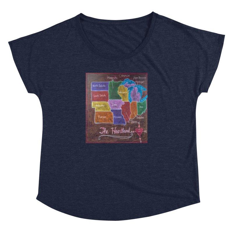 The Heartland Women's Dolman by brusling's Artist Shop